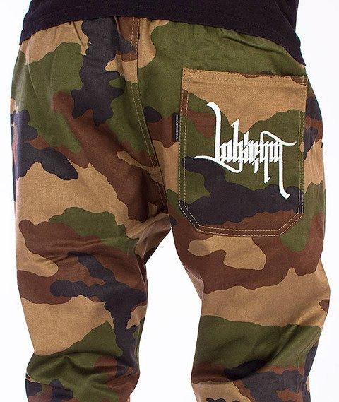 Labirynt-Tag Jogger Pants Camo