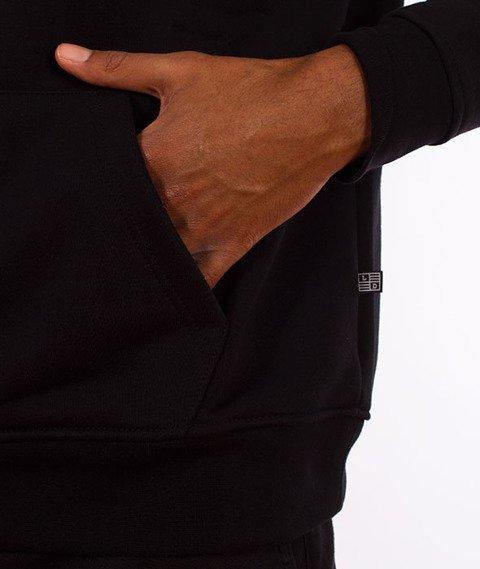 Lucky Dice-Hoodie Logo Colour Bluza Czarna
