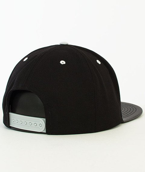 Lucky Dice-Laurel Snapback Czarny