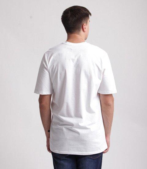 Lucky Dice Logo T-Shirt Biały