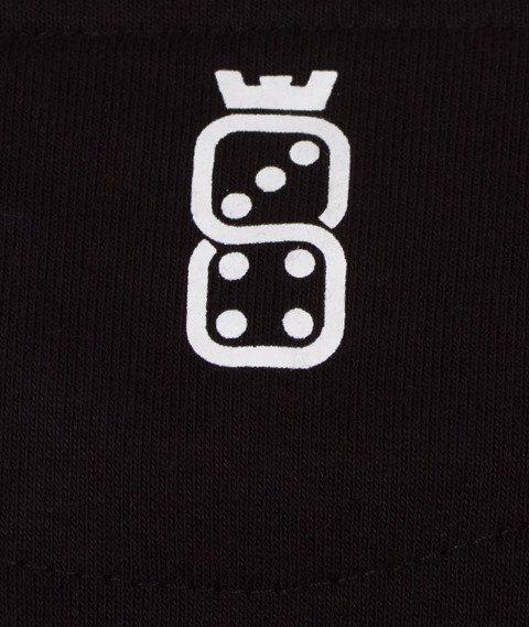 Lucky Dice-Tape LD Crewneck Bluza Czarna