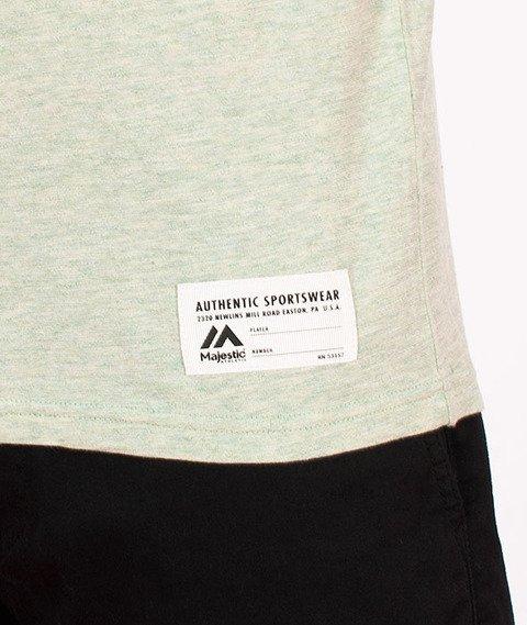 Majestic-Brooklyn Dodgers T-shirt Light Green