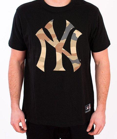 Majestic-New York Yankees T-shirt Black