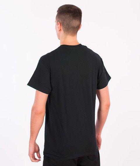 Majestic-Oakland Raiders Prism T-shirt Black