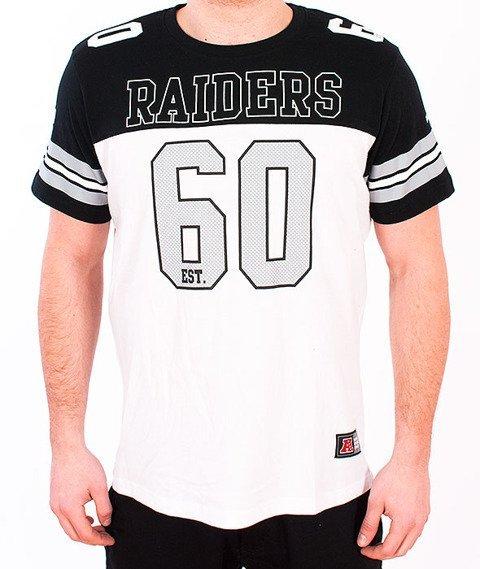 Majestic-Oakland Raiders T-shirt White/Black