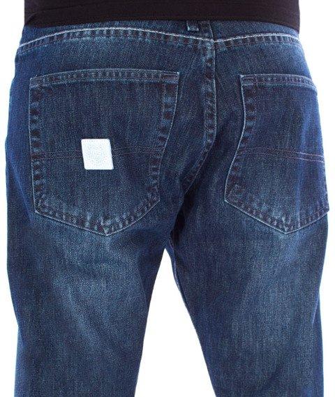 Mass BASE Jeans Regular Fit Dark Blue