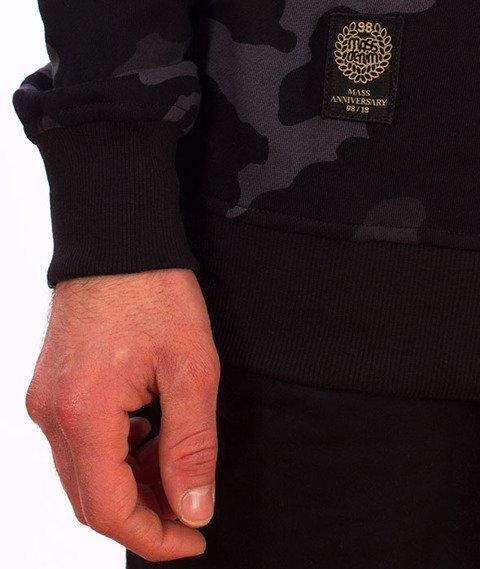 Mass-Base Bluza Black Camo