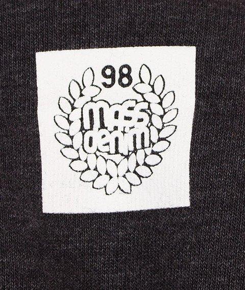 Mass-Base Bluza Grafitowa