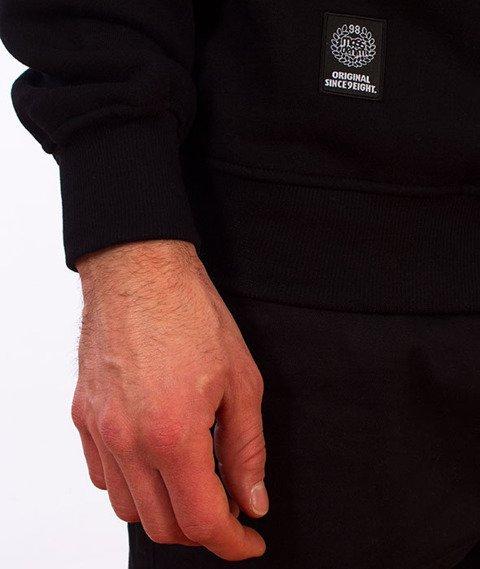 Mass-Base Crewneck Bluza Black