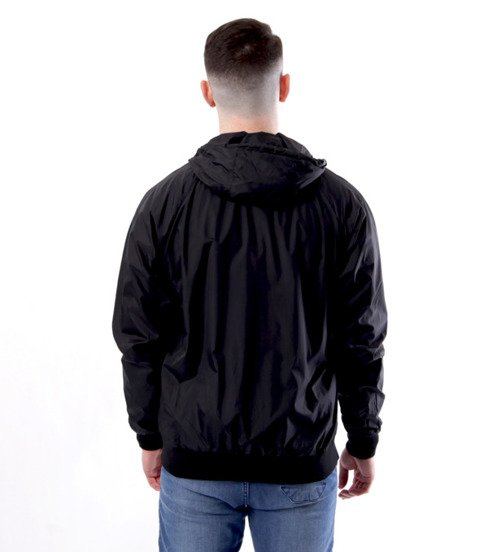 Mass-Base Jacket Czarna