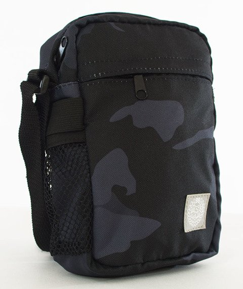 Mass-Base Small Bag Listonoszka Czarna/Camo
