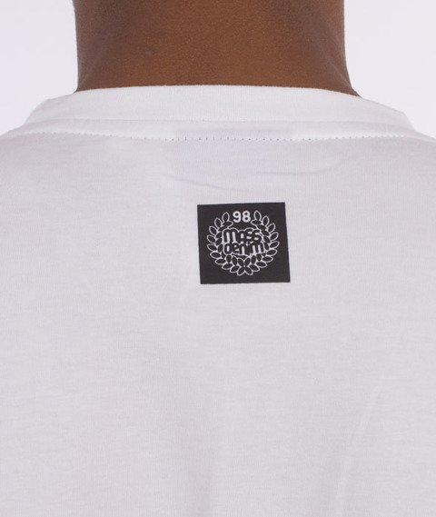 Mass-Base T-Shirt Biały
