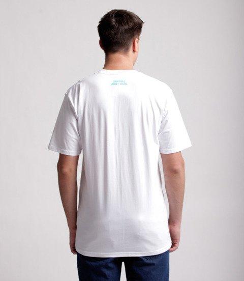 Mass Big Box T-Shirt Biały