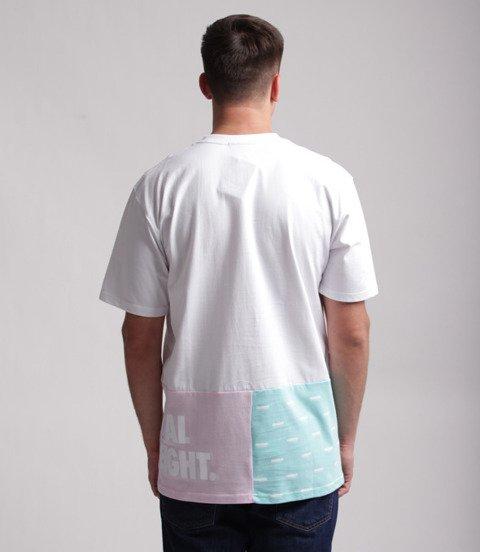Mass Blockbuster T-Shirt Biały
