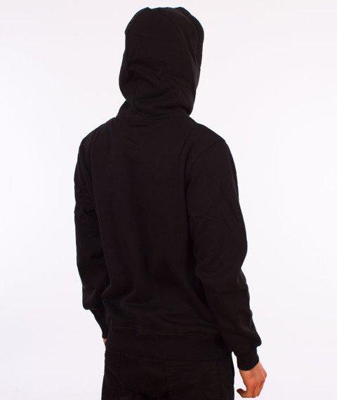 Mass-Boss Hoody Bluza Kaptur Czarna