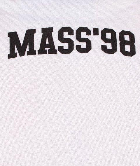 Mass-Campus T-Shirt Biały