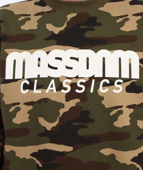 Mass-Classics Bluza Woodland Camo