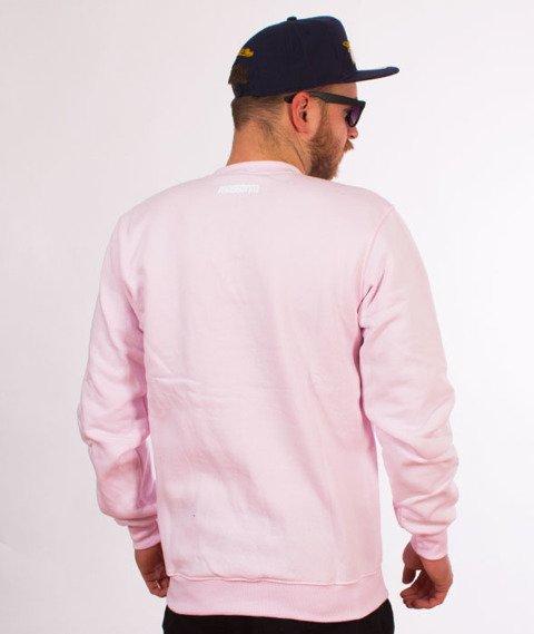 Mass-Classics Crewneck Bluza Light Pink