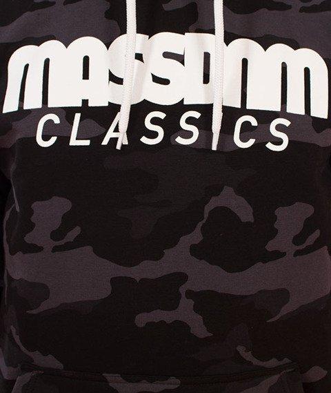Mass-Classics Hoody Bluza Kaptur Camo/Black