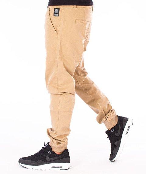 Mass-Classics Jogger Pants Spodnie Beżowe