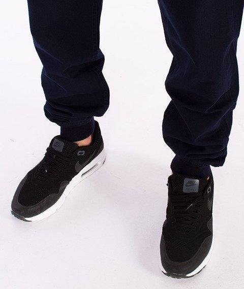 Mass-Classics Jogger Pants Spodnie Granatowe