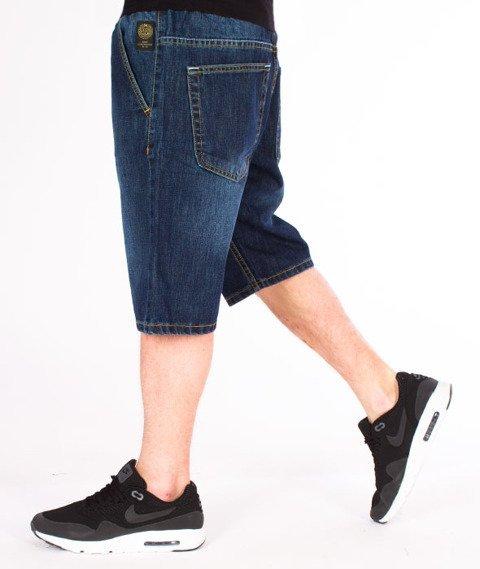 Mass-Classics Shorts Jeans Straight Fit Dark