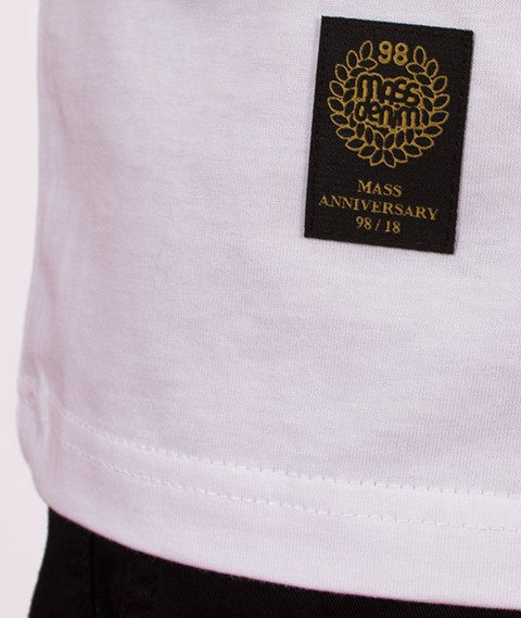 Mass-Classics T-shirt Biały