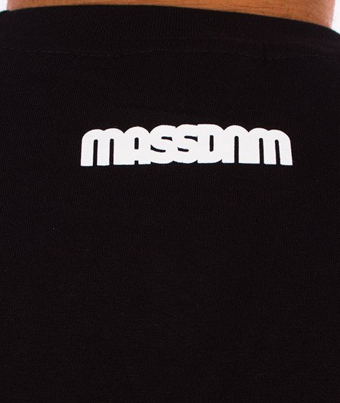 Mass-Classics T-shirt Black