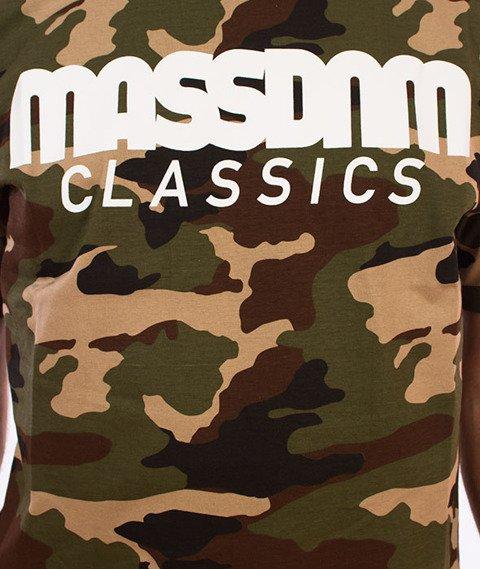 Mass-Classics T-shirt Camo