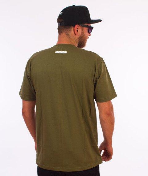 Mass-Classics T-shirt Khaki