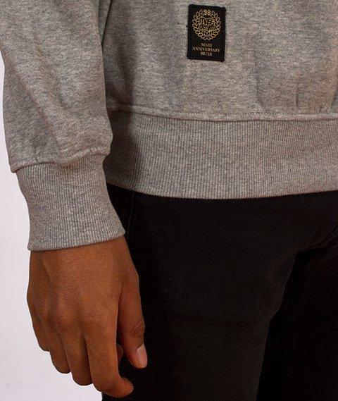 Mass-Creator Bluza Light Heather Grey