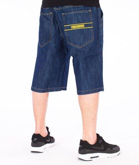 Mass-Drop Shorts Straight Light Blue