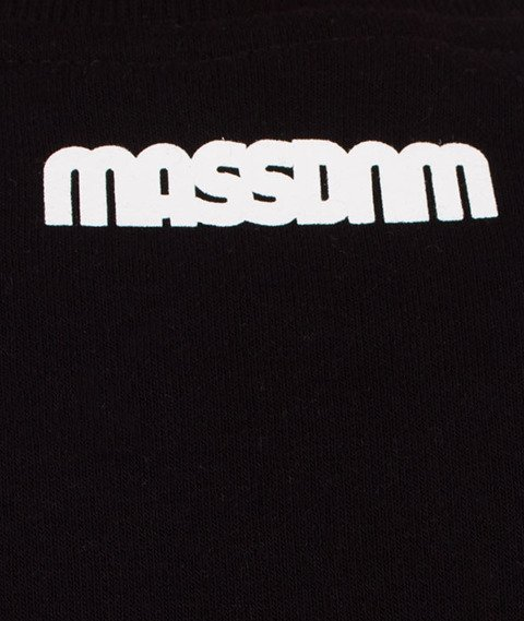 Mass-Eclipse Crewneck Bluza Czarna