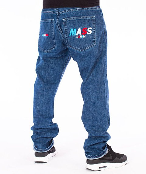 Mass-Grand Regular Fit Jeans Blue