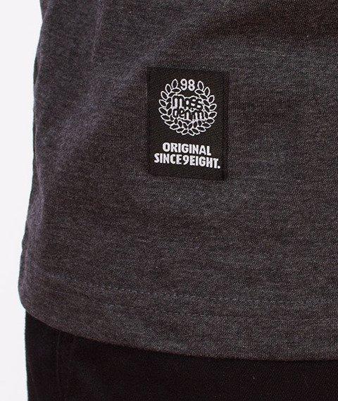 Mass-Horizon T-Shirt Neon/Szary