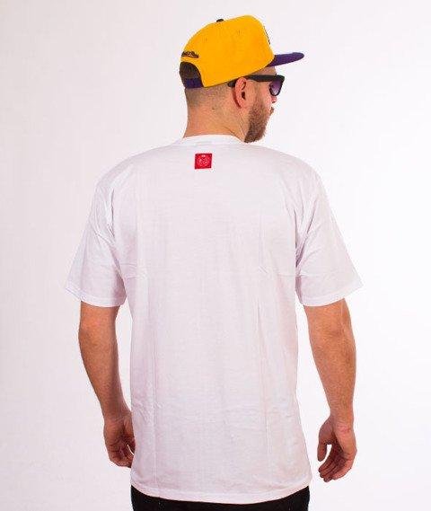 Mass-How High T-Shirt Biały