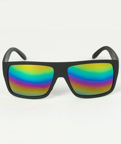 Mass-Icon Sunglasses Okulary Przeciwsłoneczne Matte Black