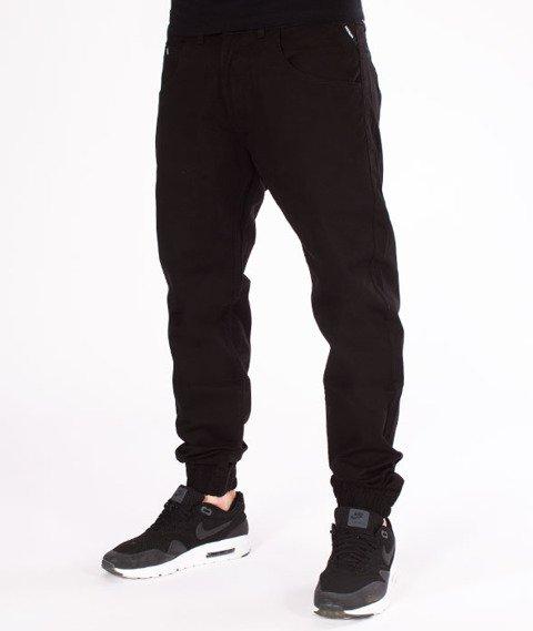 Mass-Jogger Base Sneaker Fit Spodnie Czarne