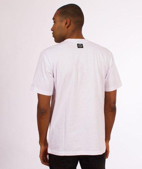 Mass-Marker T-Shirt Biały