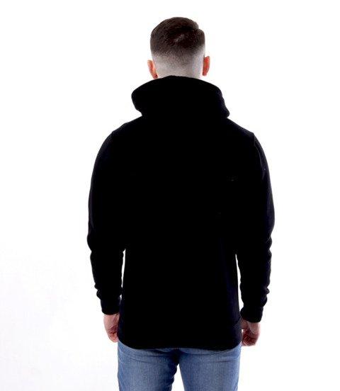 Mass-Mass- bluza Sweatshirt Base Hoody Czarna