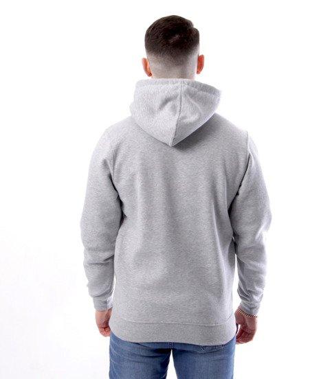 Mass-Mass-  bluza Sweatshirt Separate Hoody Szara