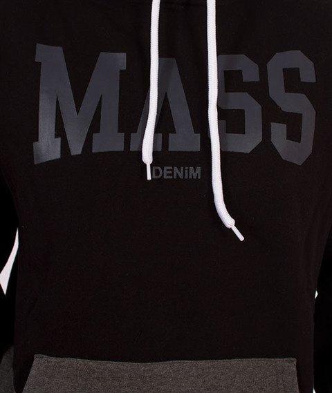 Mass-Master Bluza Kaptur Black