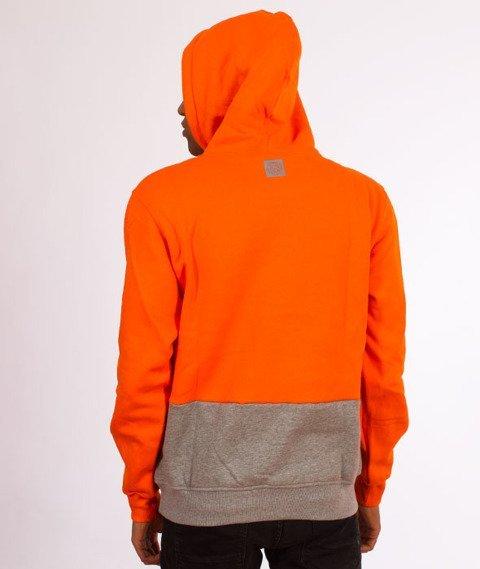 Mass-Master Bluza Kaptur Orange