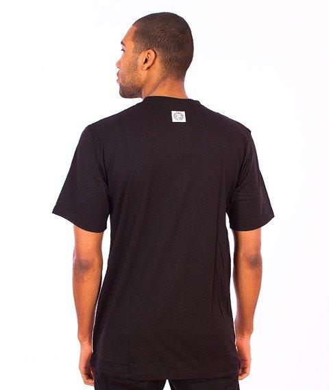 Mass-Outsized T-Shirt Czarny
