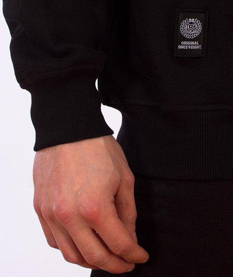 Mass-Patrol Crewneck Bluza Czarna