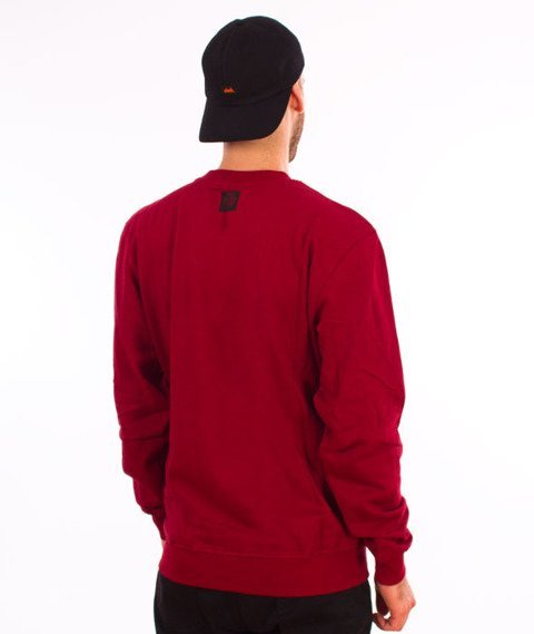 Mass-Return Bluza Claret
