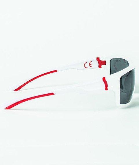 Mass-Ringo Sunglasses Shine White