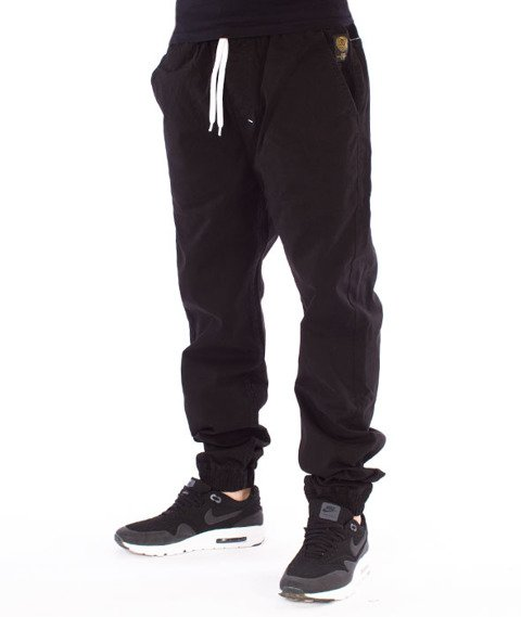 Mass SIGNATURE Jogger Pants Spodnie Black