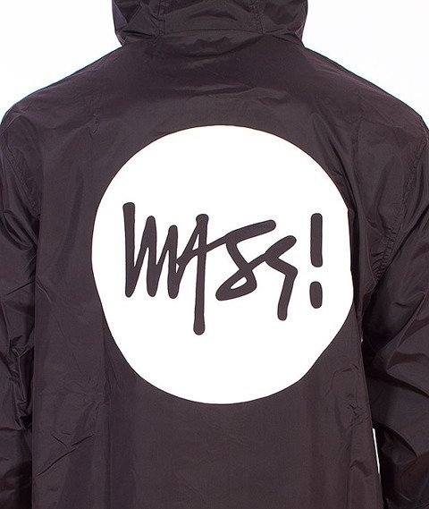 Mass-Signature Jacket Black