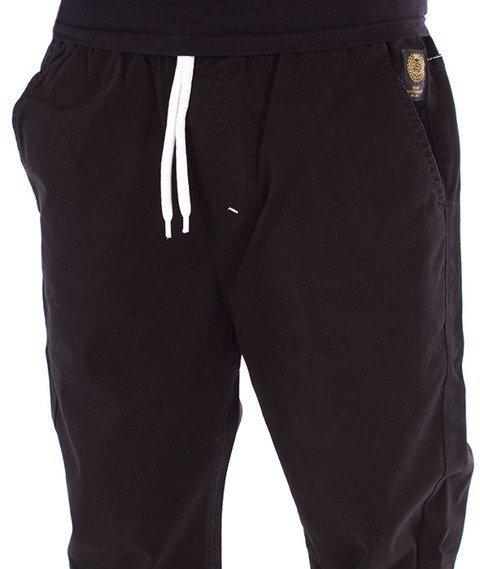 Mass-Signature Jogger Pants Spodnie Black